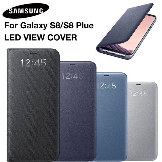 samsung galaxy s8 plus led case