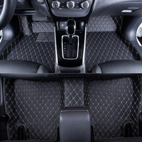 WLMWL Car Floor Mats For Acura all models RDX ZDX RL TL ILX TLX RLX TLX L CDX car styling auto accessories Car Carpet Covers