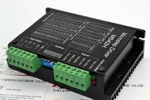 Envío Gratis Conductor M542h CNC Soporte Nema17, Nema23, 1.0A-4.5A.Most potentes Motores Paso A Paso Nema34