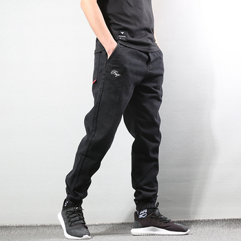 Japanese Style Fashion Men Jeans Autumn Winter Vintage Designer Classical Joggers Pants Streetwear Hip Hop