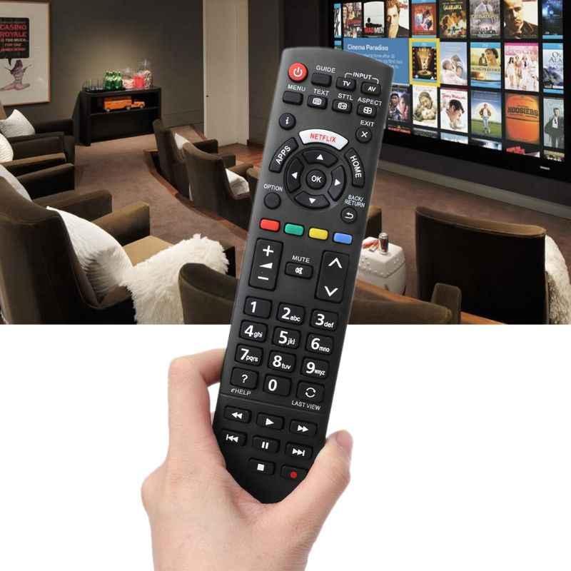 التحكم عن بعد تحكم استبدال لباناسونيك تلفاز LED ذكي نيتفليكس أزرار N2Qayb001008 N2Qayb000926 N2Qayb001013