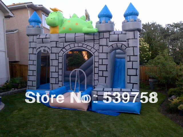 Factory direct inflatable slides, inflatable castle, inflatable trampoline,YLY-0623 inflatable obstacles inflatable castle inflatable slide porter castle yly 119