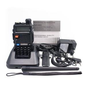 Image 5 - Baofeng UV 5R 8 W 높은 전력 8 와트 강력한 워키 토키 장거리 10km VHF/UHF 듀얼 밴드 양방향 라디오 pofung uv5r 사냥