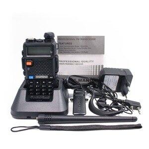 Image 5 - Baofeng UV 5R 8W High Power 8 Watts powerful Walkie Talkie long range 10km VHF/UHF dual Band Two Way Radio pofung uv5r hunting