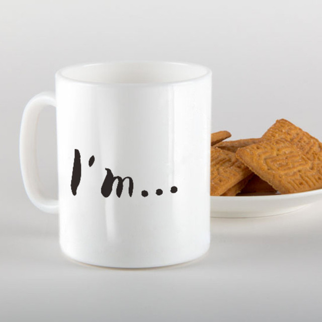VILEAD Funny I am Pig Nose Ceramic Mug Novelty Porcelain Milk Mug Water Cup Coffee Mug with Handgrip Office Tea Cup Drinkware 3