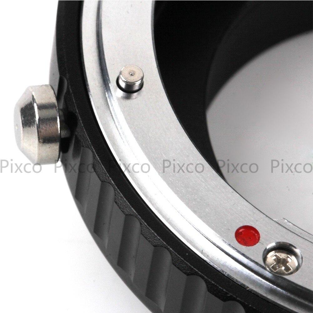 Adaptador de lente Pixco Nik-M39 suit para