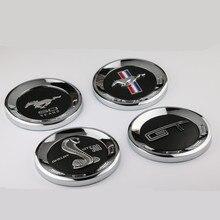 Новые автомобилей Хвост Стикеры сзади эмблемы 50 лет Shelby GT500 Roush Лагуна Сека для Ford Mustang 2015 16 17 до