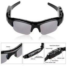 Newest Digital Audio Video Mini DVR Sunglasses Camera Smart Glasses Portable For Driving Outdoor Sports Camcorder Recorder
