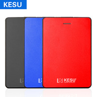 Original KESU 2.5 Inch External Hard Drive Storage USB3.0 HDD Portable External HD Hard Disk for Desktop Laptop Server