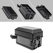 12 חריץ ממסר תיבת 6 ממסרים 6 ATC/ATO בעל נתיכים בלוק עם 41pcs מתכתי סיכות אוניברסלי עבור רכב וימי