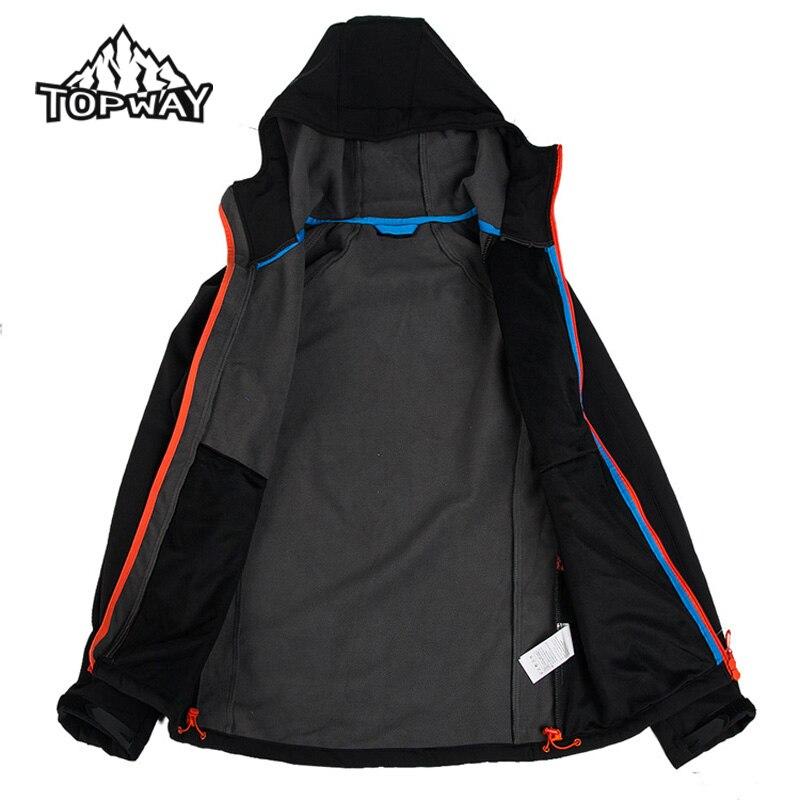b5f73dab6 Outdoors Jaqueta Masculina Soft Shell Spring Jacket Men Trekking Manteau  Casual Veste Homme Trekking Chaqueta Hombre Hooded Coat