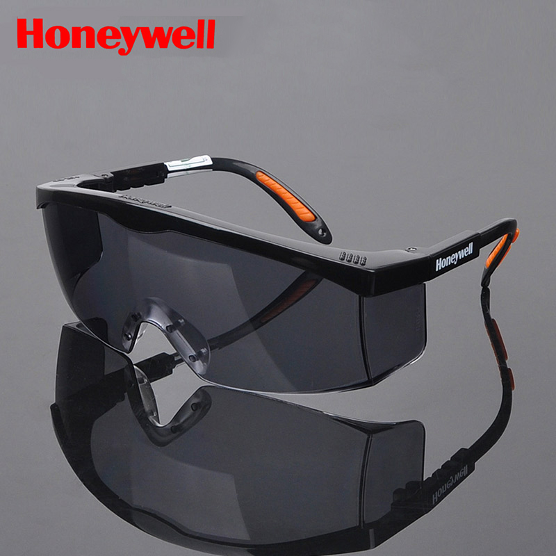 Honeywell Protective Glasses PC Lens Anti-Impact Anti-dust Safety Goggles Windproof Labor Working Riding Protection Eyewear