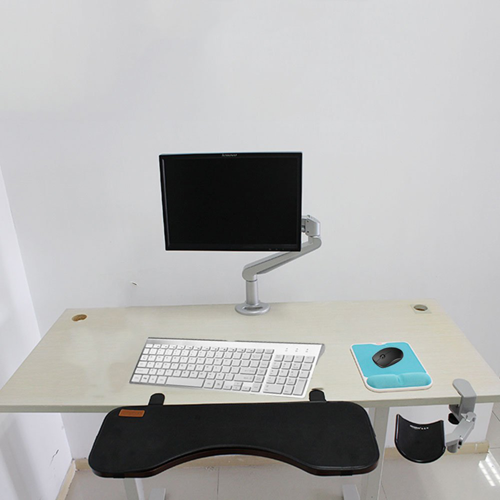 Mouse Computer Bracket Arm Wrist Hand Rest Support Desk Table Armrest StandMouse Computer Bracket Arm Wrist Hand Rest Support Desk Table Armrest Stand