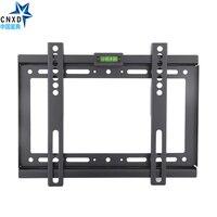 Slim LCD LED Plasma TV Wall Mount Bracket 14 32 Inch Max VESA 200 200mm Super