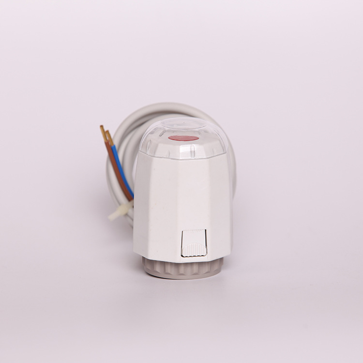 Thermal Electric Actuator for Manifold in Under flooring Heating System 230V Normally closed for control radiator nitrogen transformation in vertisol under soybean wheat system