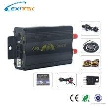 gps трекер оригинальная автомобильная система coban трекер Rastreador TK103A localizador veicular gps противоугонное устройство слежения