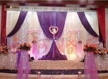 10ft*20ft Wedding supplies Stage Backdrop Party wedding Backdrop stege party Backdrop decoration