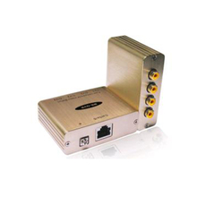 4 CH Composiet Video Balun Quad Video Balun ondersteunt NTSC, PAL, SECAM video formaten voor ziekenhuis video training conferencing