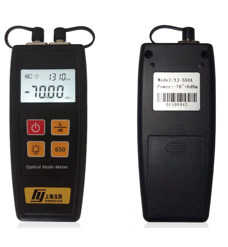 Miniature Optical Power Meter Tester Common Interface FC/SC/ST -70 ~ + 6 dBm купить common interface на самсунг