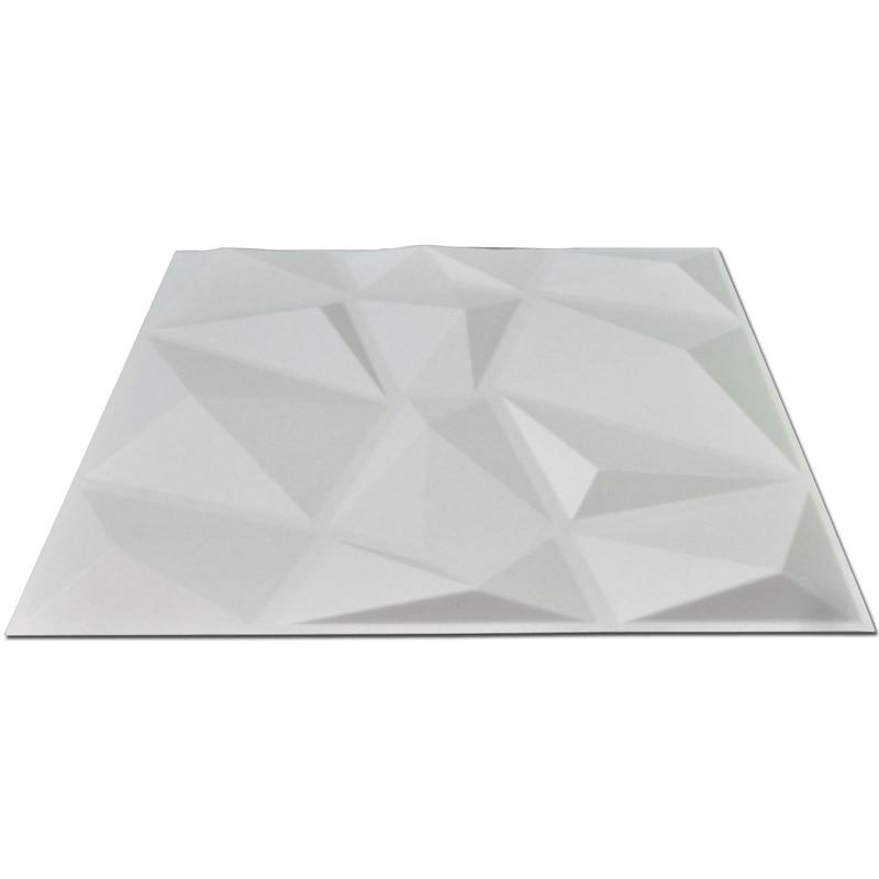 Los paneles de pared texturizados 3D del diamante 12 PC cubren 3m2 3D - Decoración del hogar - foto 5