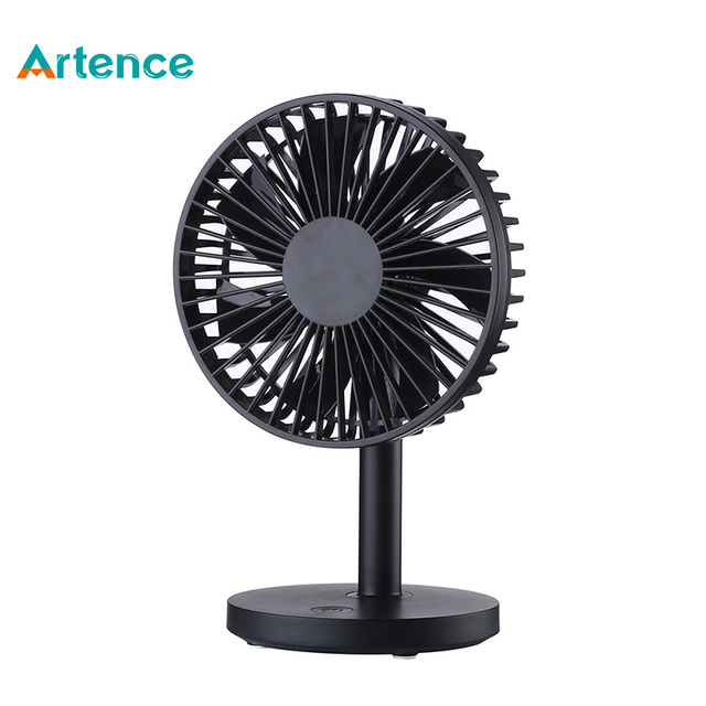 2018 New Usb Desk Cooling Fan For Office Home Computer Creative Quiet Mini With 3