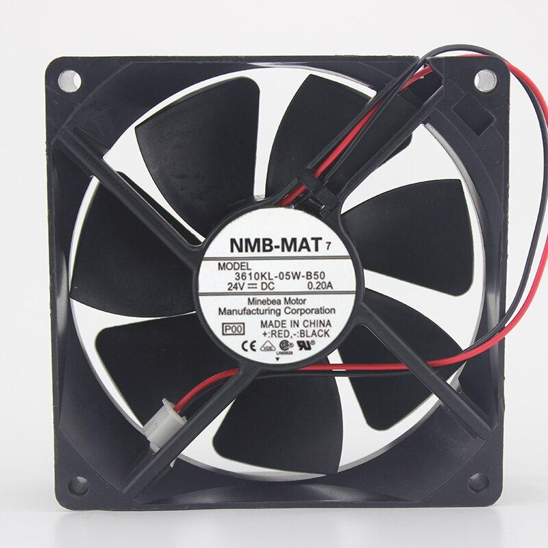 9025 fã inversor IPC 24 V 0.20A 3610KL-05W-B50/B59