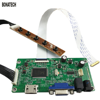 HDMI VG Frequency HD Universal EDP LCD Screen Driver Board 10 17 3inch