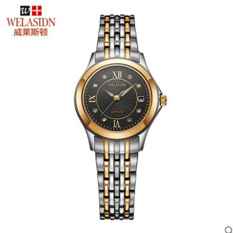 Men Quartz Stainless Steel lovers waterproof watch relogio masculino hombre Business Wristwatches Men s Wristwatch Luxury