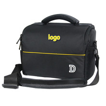 New Waterproof Digicam Bag Case With Strap For Nikon DSLR D3000 D3100 D3200 D5100 D5200 D5300 D7000 D7100 D90 D80 D610 D800 D810