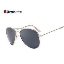 Samjune Polarized Sunglasses Aviation Sunglasses