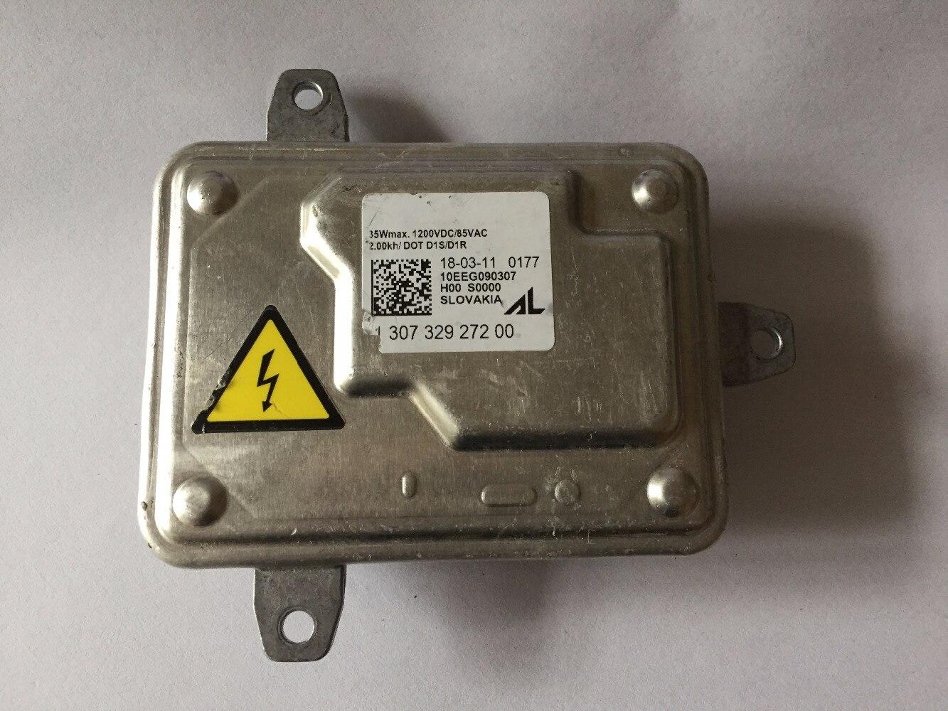 Used original gen6 headlight ballast D1S D1R 130732927200 1 307 329 272 00