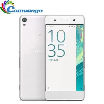 Sony Xperia X F5121 мобильный телефон, 3 ГБ ОЗУ 32 Гб ПЗУ, экран 5 дюймов, Android, шестиядерный процессор, камера 23 МП, 2600 мАч, одна Sim карта