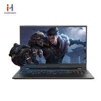 Super gaming laptop MAIBENBEN HEIMAI 6S 16.1 i5 8400/16G/240G SSD+1TB HDD/NVIDIA GTX1050Ti/DOS/Black