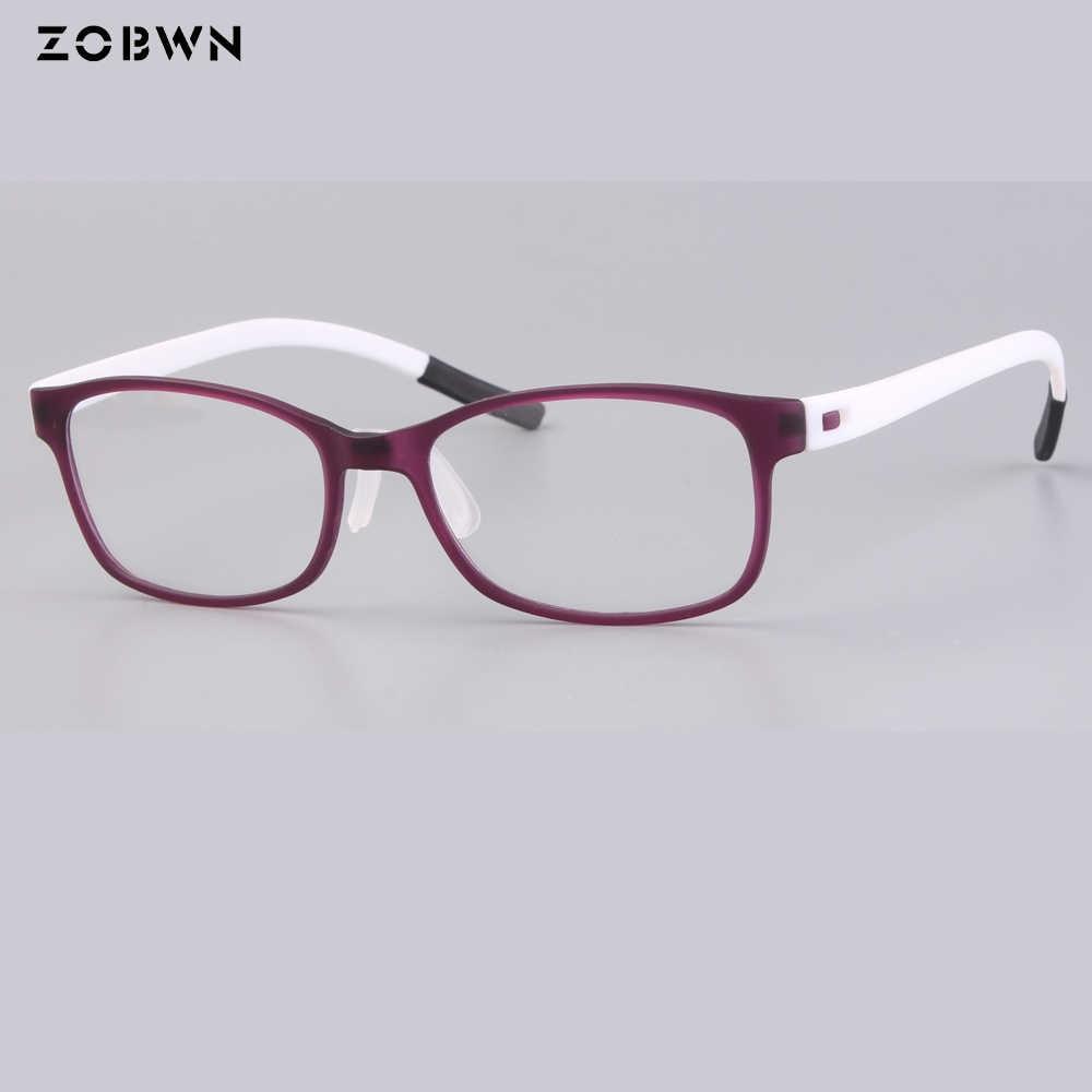 7c29ba8a8fd Beautiful Frame Brand Eye Glasses Frame Women Fashion Men full rim ultra  light Optical Eyewear Oculos