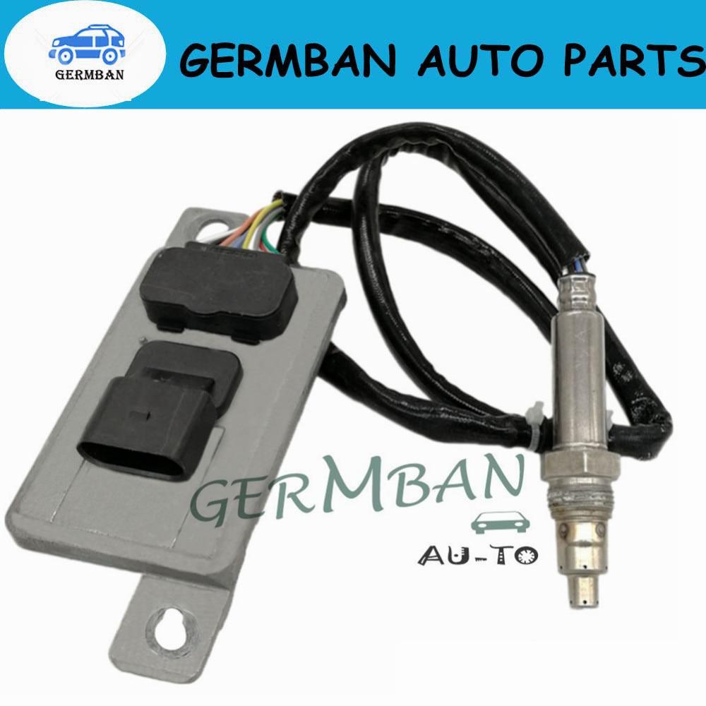 Frete Grátis!!! & boa Qualidade Original Sensor De Nox Para Audi VW Golf Touran 03-08 A3 03-05 Nenhuma Parte # 06F907807F 5WK96607 06F 907807E