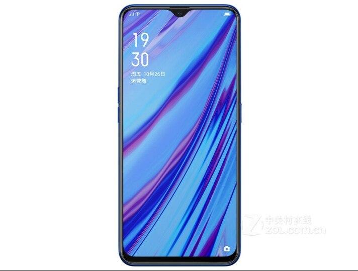 """New OPPO A9 Mobile Phone 4G LTE Android 8.1 MT6771V Octa Core 6.53"""" 6+128G Cellphone Back Fingerprint 16MP 3D Body 4020mAh 4"""