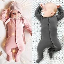 2020 bebek Romper termal pamuk kış bahar yenidoğan erkek kız giysileri bebek bebek uzun kollu giyim Jumpsuit ücretsiz kargo