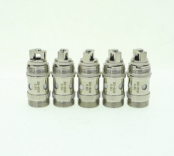 5pcs Replacement Coil EC Head for iJust 2/Melo 2/Melo 3 Atomizer Clearomizer Sub Ohm Tank 0.3/0.5ohm