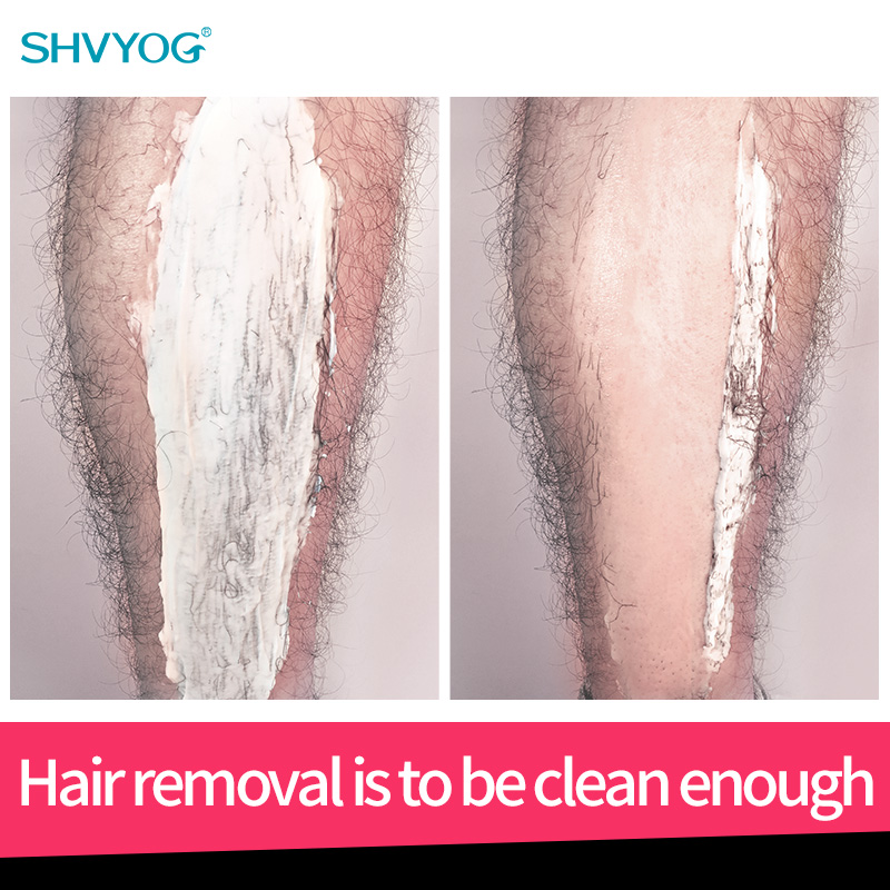 Body Hair Removal Cream Growth Inhibitor Effective Permanent Organic