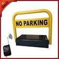 2 пульта дистанционного управления  автоматический парковочный барьер  бронированный автомобильный парковочный замок  парковочные средст...