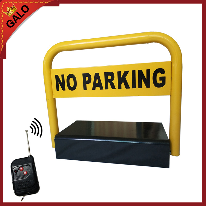 2 remote controls automatic parking barrier,reserved car parking lock,parking facilities reserved ремень