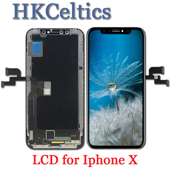 Good Quality LCD For iPhone X LCD Display Touch Screen Digitizer Assembly Replacement 1:1 Fit for Apple X IX LCD Display Parts