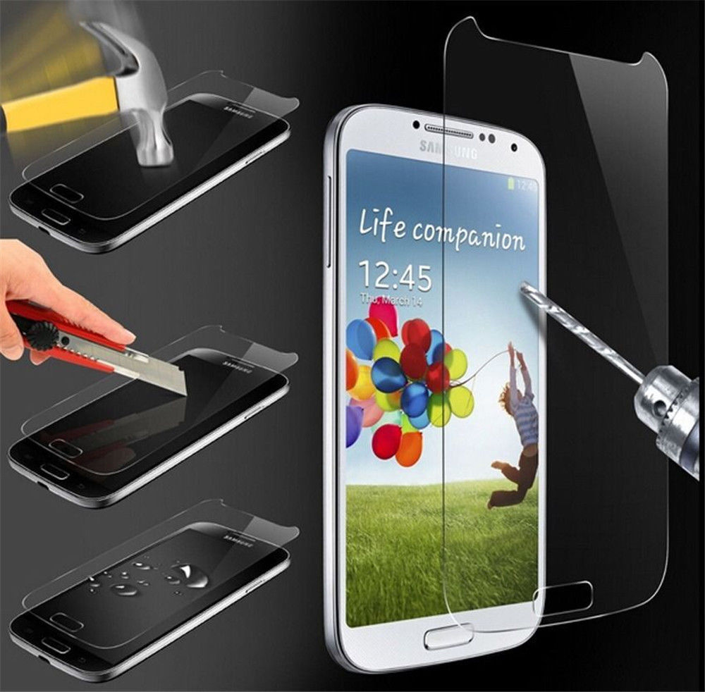 9H Tempered Glass Film For Samsung Galaxy S7562 I9082 I9060 G530 SM G355h G360 GT I8262 I8552 Core Prime Alpha Win Grand 2 Sklo