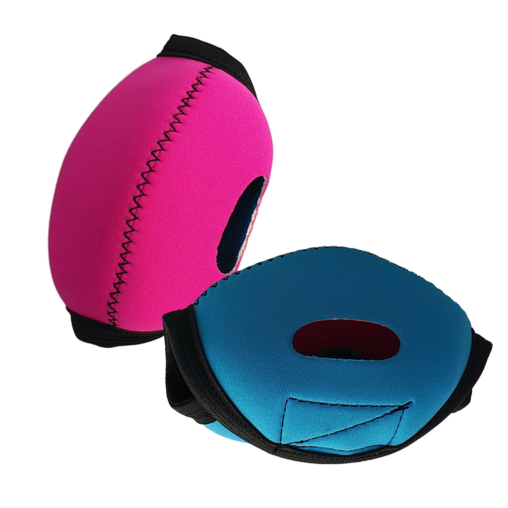 Dive Regulator Cover Neoprene Case For Second Stage SCUBA Snorkeling Diving - 2 Colors To Select Water Sports Swimming Diving