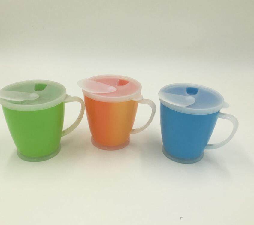 Candy Colors Drinkware 400ML Plastic Water Bottle <font><b>Cute</b></font> Office <font><b>Cups</b></font> With <font><b>Handle</b></font>