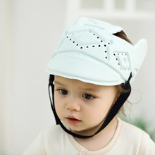 Baby Infant Safety Protective Helmet Learn To Walk Cap Anti-collision Soft Comfortable Head Security Corner Guard Cap Toddler