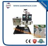XLSGJ-6100 spuitfles capping machine voor shampoo, water