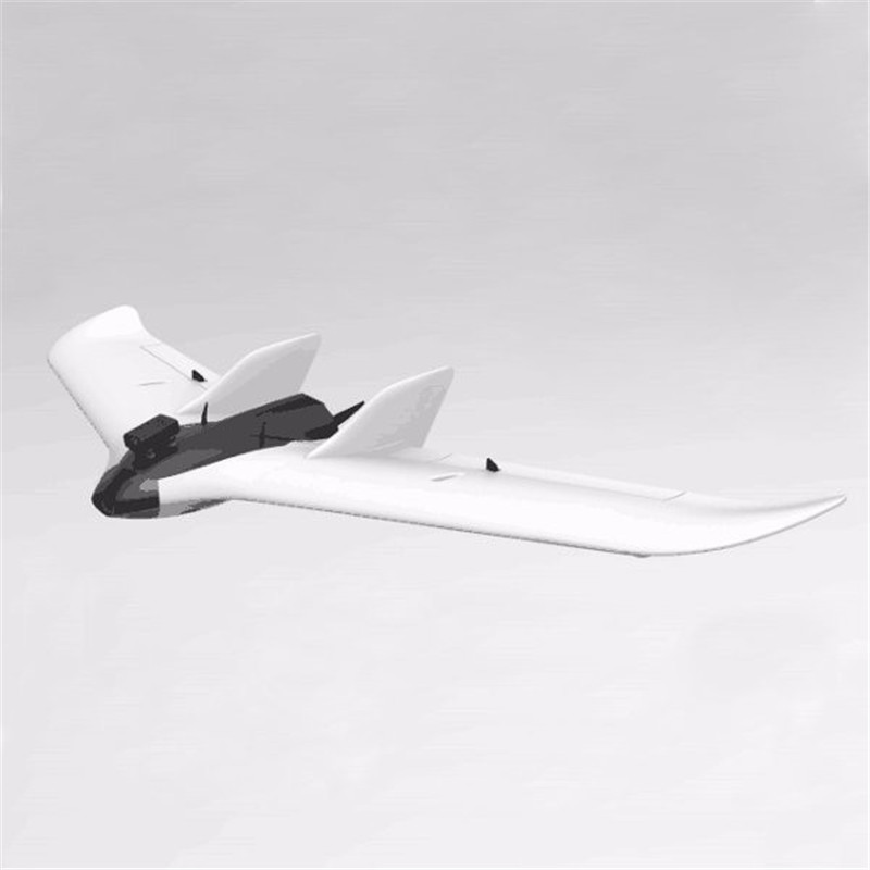 Hot New C1 Chaser 1200mm Wingspan EPO Flying Wing FPV Aircraft RC Airplane KIT fixed wing c1 1200mm flying wing rc airplane aircraft without electronic equipment