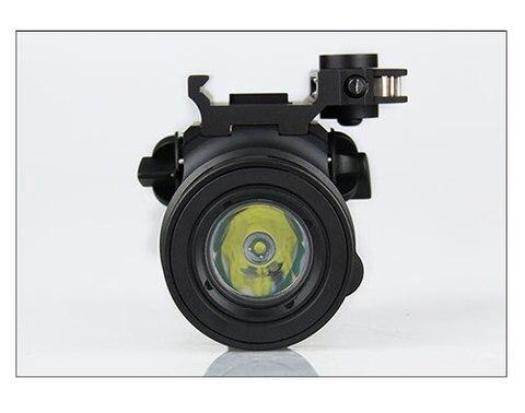 airsoft luz m720v versao strobe lanterna tatica