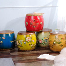Wooden shoes stool European drum stool living room shoes American Home Furnishing Chinese retro decoration accessories & Popular Wooden Drum Stool-Buy Cheap Wooden Drum Stool lots from ... islam-shia.org